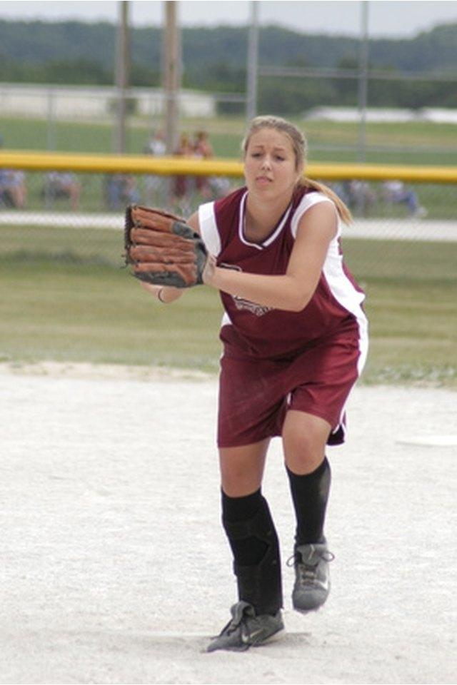 ASA Fastpitch Softball Pitching Rules