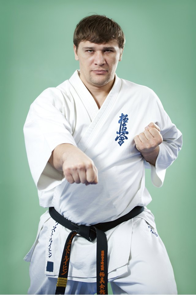 Proper Way to Apply Patches on Karate Uniforms