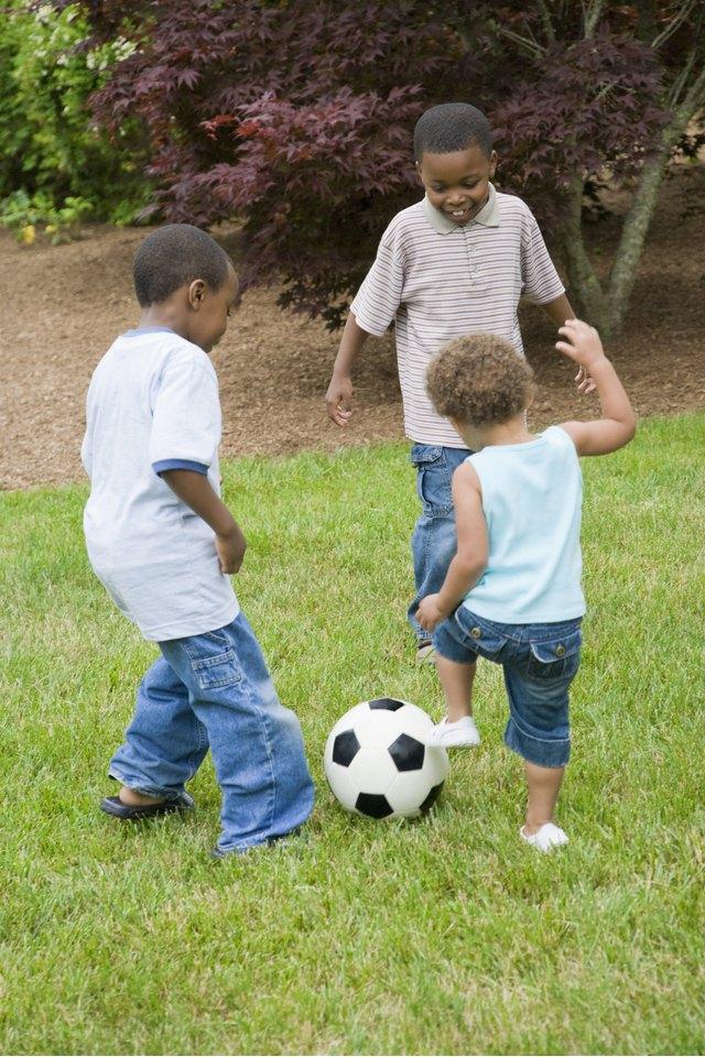 Kicking Games for Kids