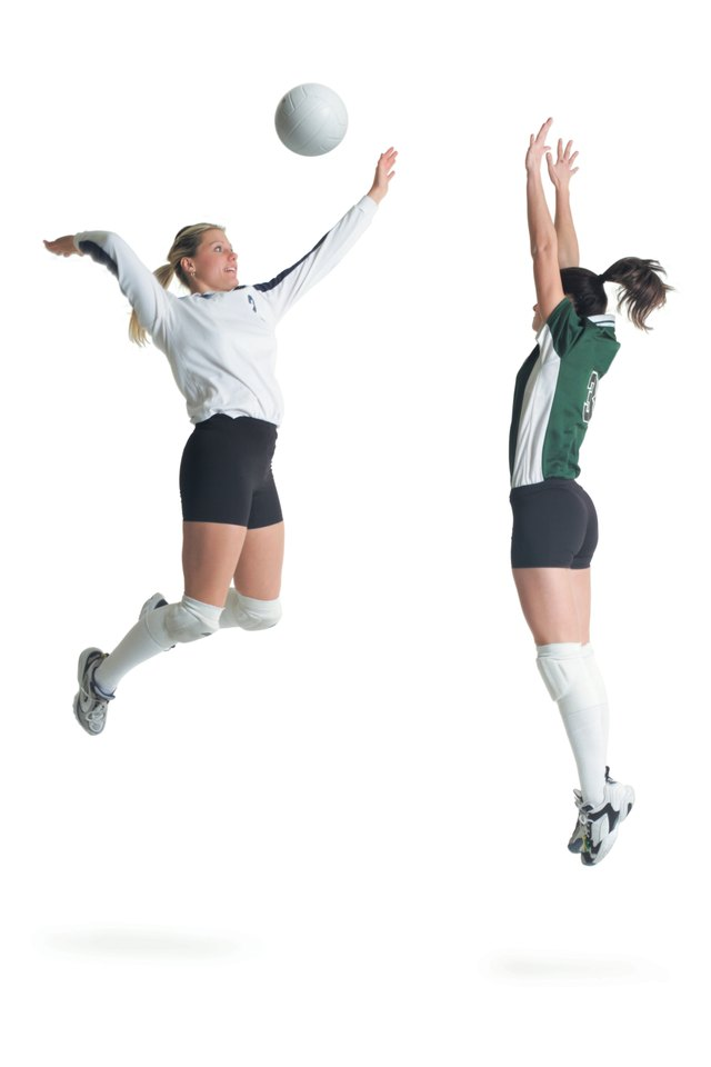 How to Get Faster Reflexes for Volleyball