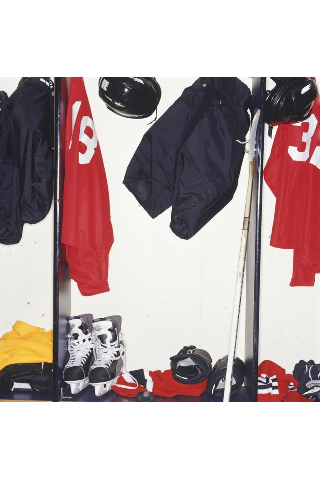 How to Make a Hockey Drying Rack