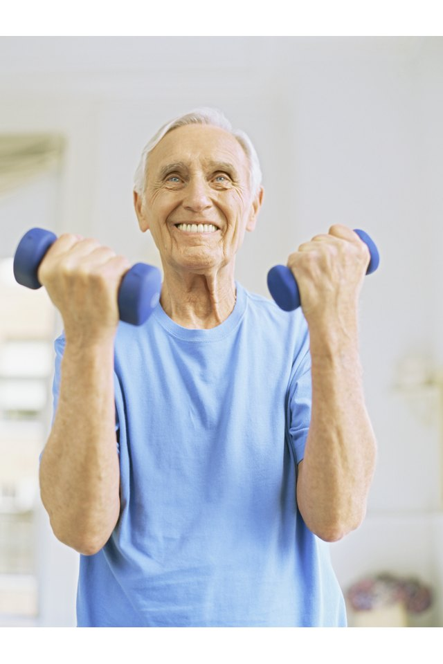 How to Gain Muscle After 70