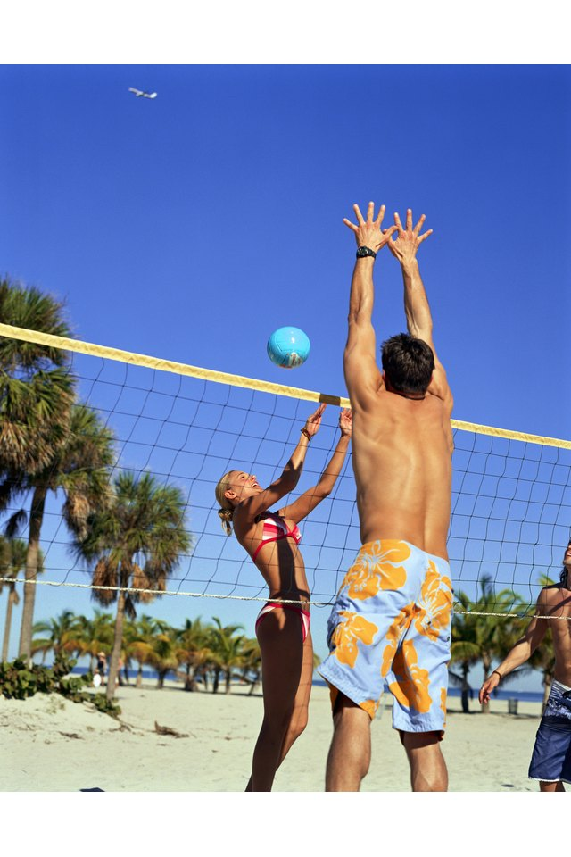 Volleyball Blocking Rules