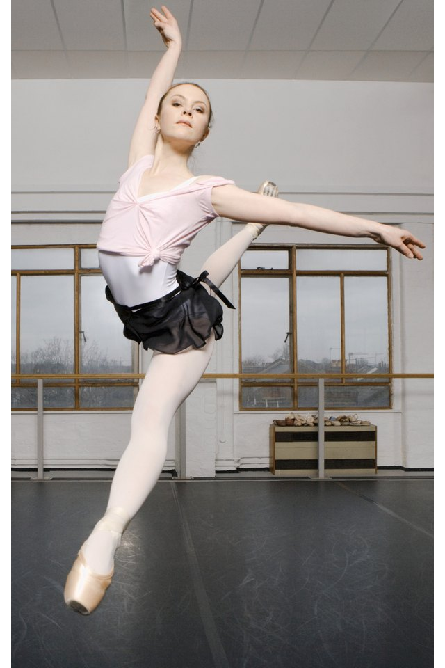 Importance of Core Strength in Ballet