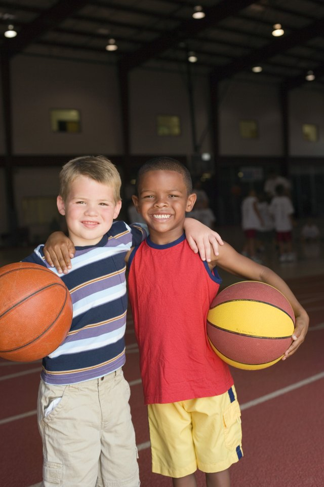 Basketball Training for 6 to 7 Year Olds