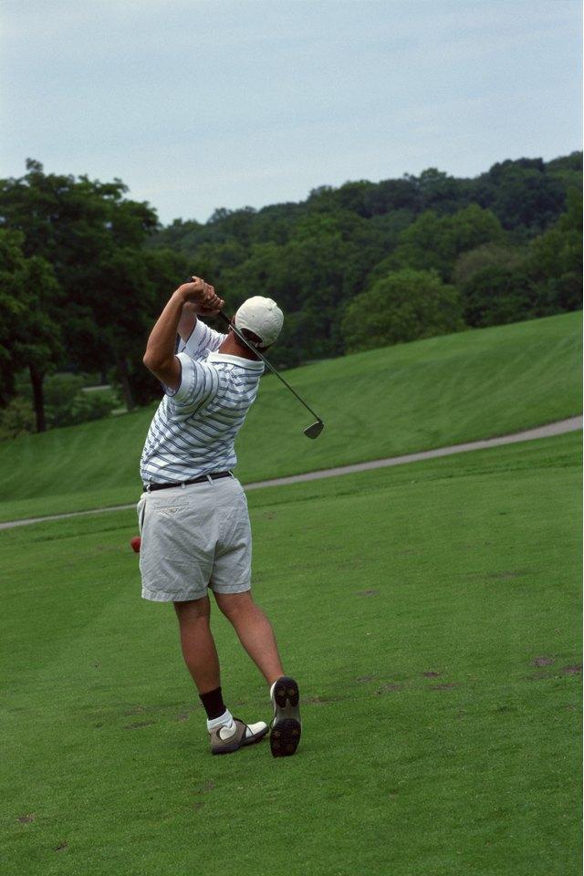 Golf Swings & the Sacroiliac Joint