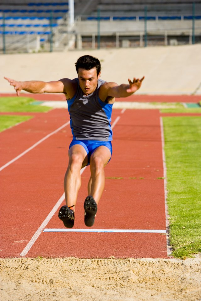 Tricks to Improve Your Standing Broad Jump