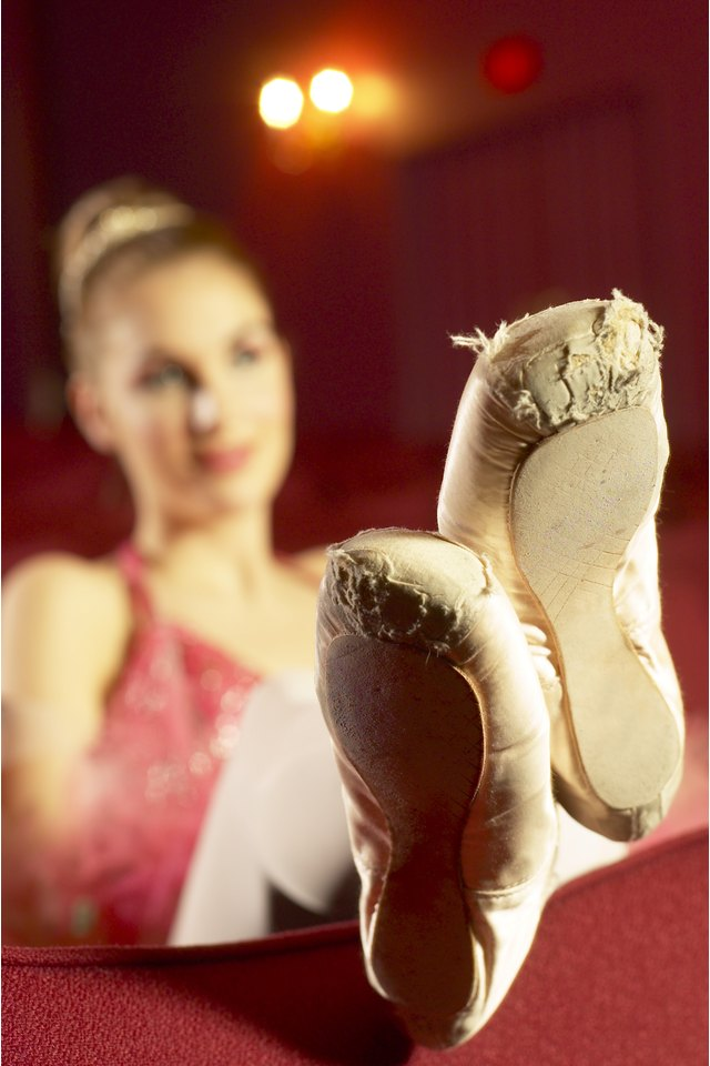 The Disadvantages of Pointe Shoes