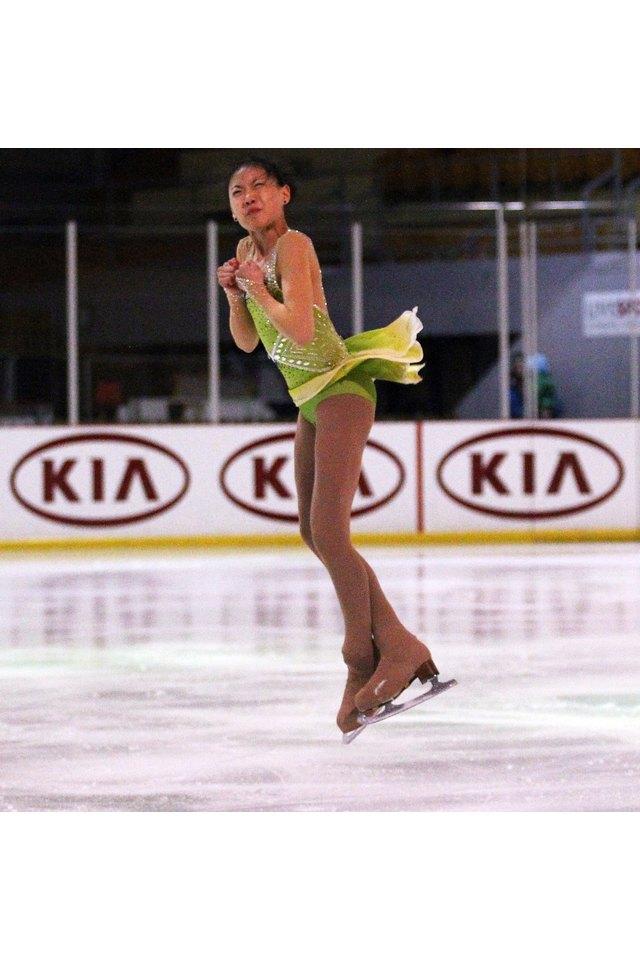 Ice Skating Knee Injuries