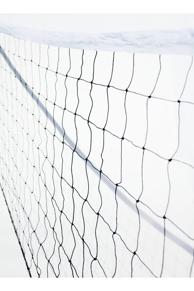 How to Set Up a Volleyball Net