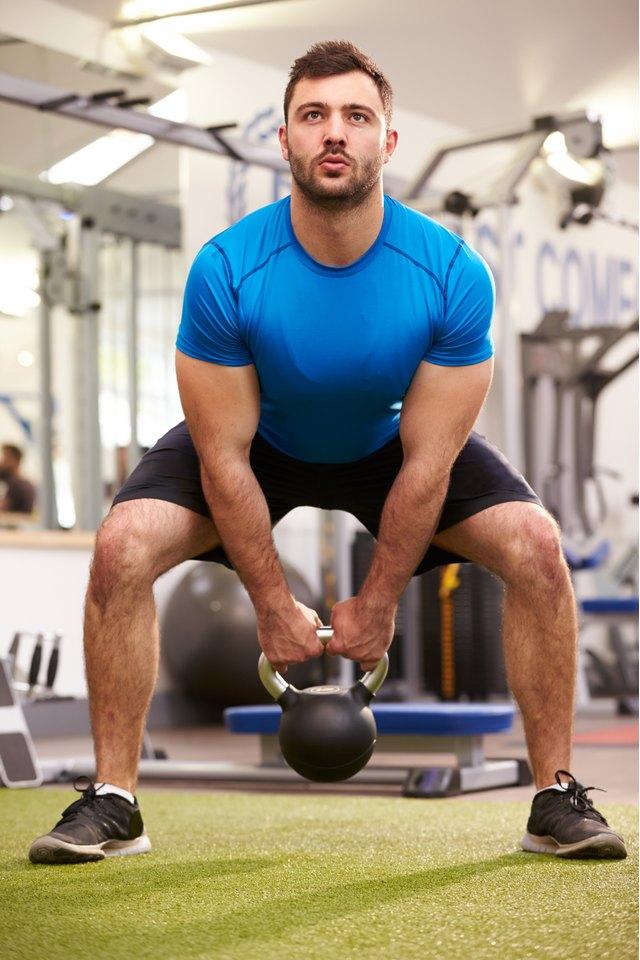 Lower Body Exercises for Men