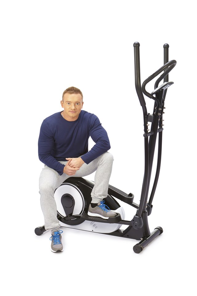 How to Troubleshoot a Life Fitness 9500HR Elliptical