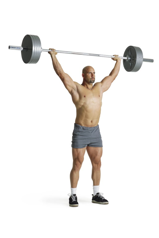 Olympic Lifts and Full-Body Workouts