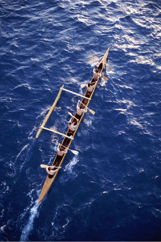 Outrigger Canoe Exercises