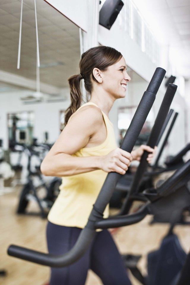 Exercise Equipment That Simulates Rollerblading