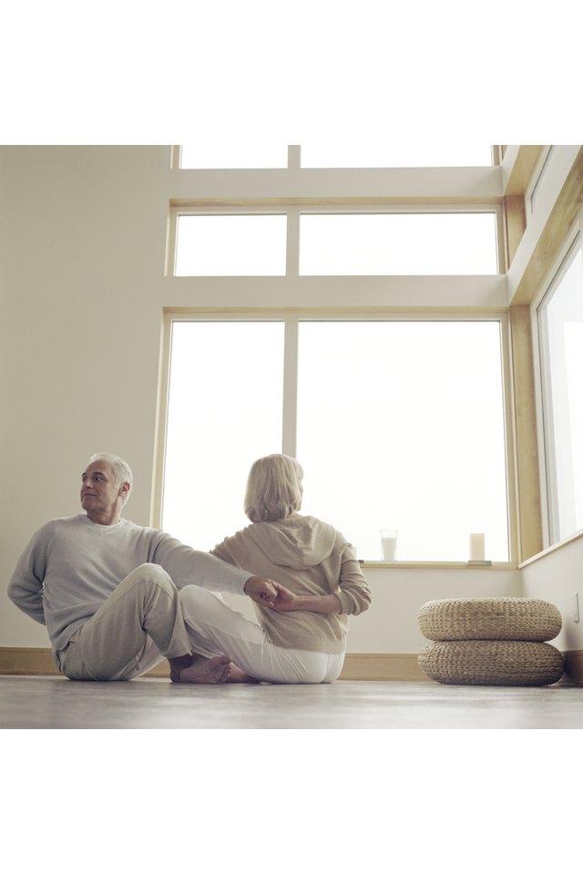 Yoga Poses for the Spleen & Kidneys