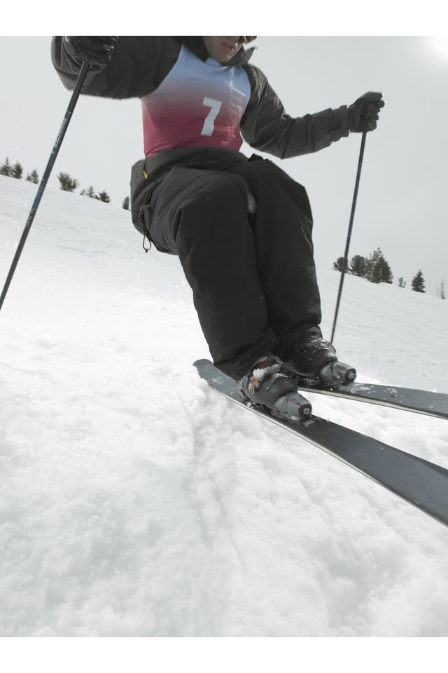 Sore Ankles After Skiing