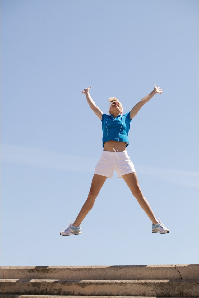 Jumping Jacks and Ankle Injuries