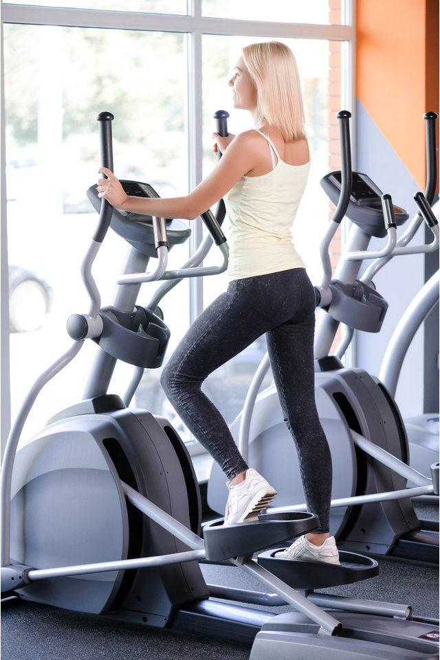 Can I Use the Elliptical With Iliopsoas Bursitis?