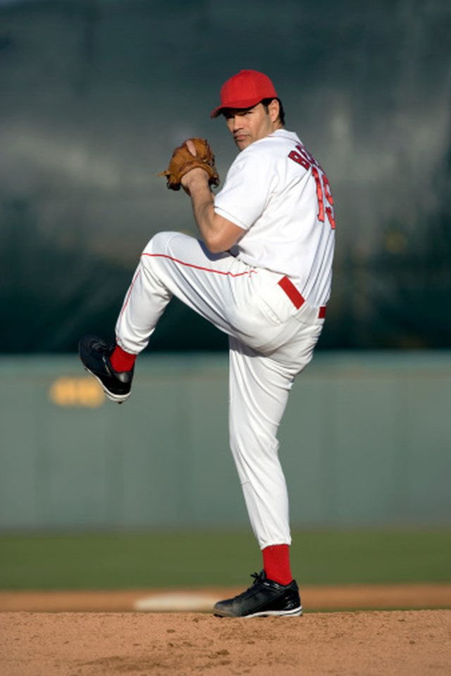 Exercises to Strengthen Your Pitching Muscles