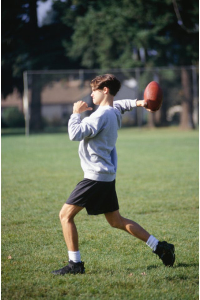 Touch Football Defensive Strategies