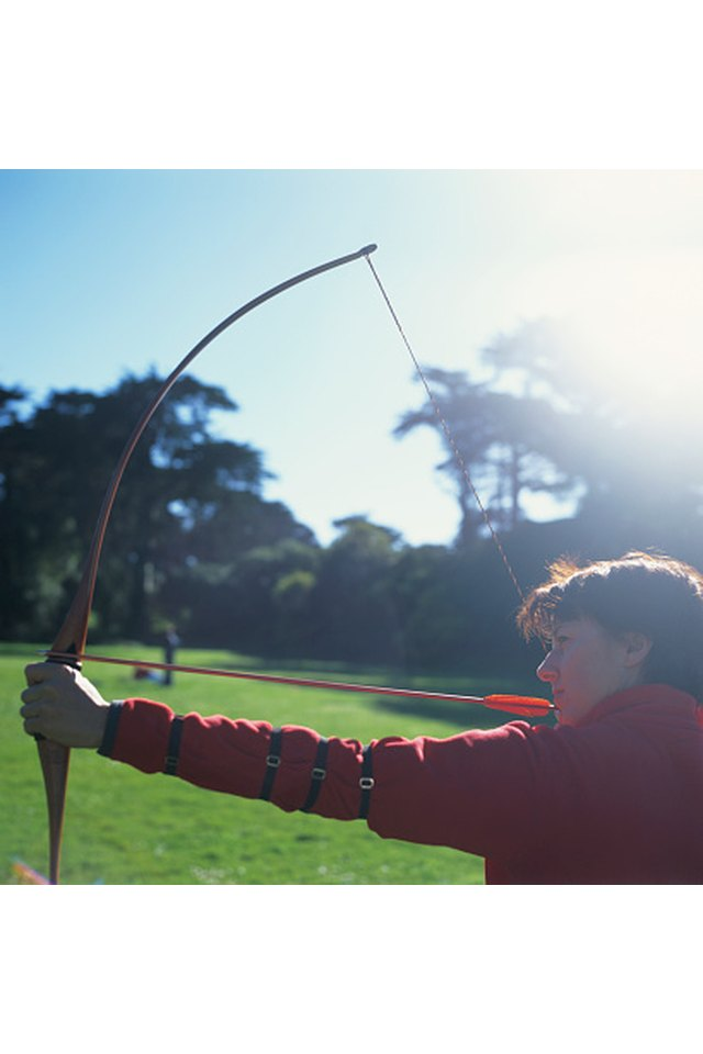 How to String a Longbow