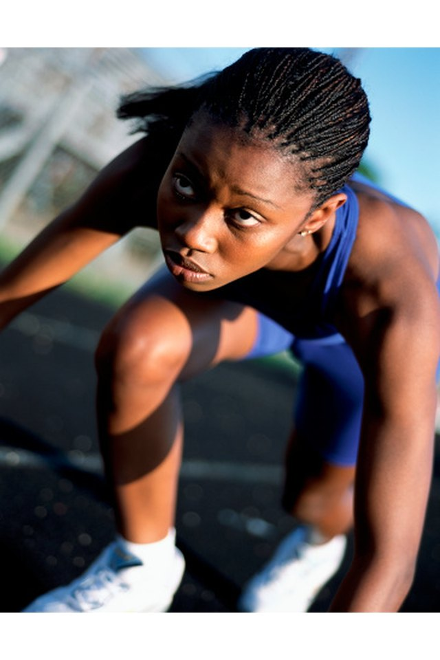 How Many Calories Are Burned During 100M of Sprinting?