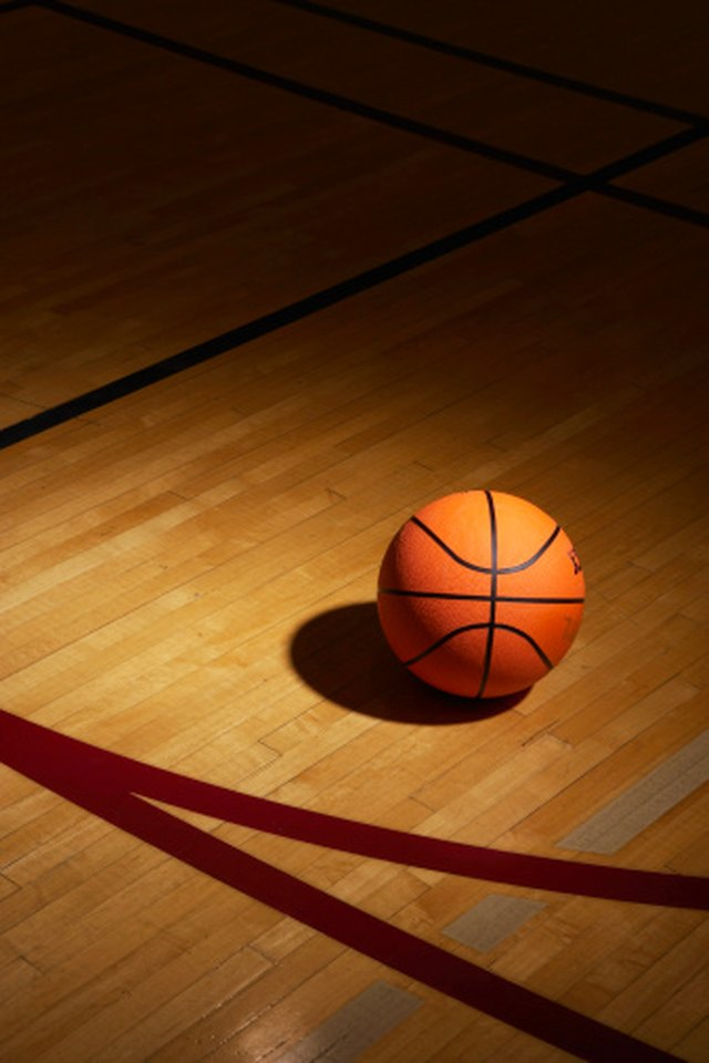 The History of the Basketball Court