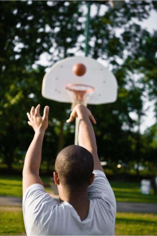 The Swish Method for Shooting a Basketball