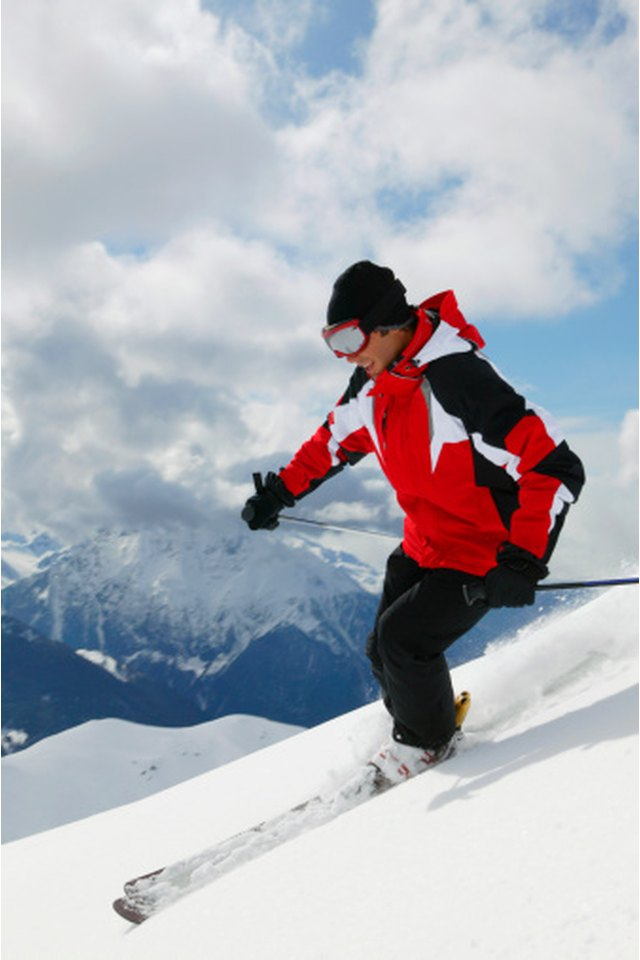 How to Ski With a Torn Meniscus