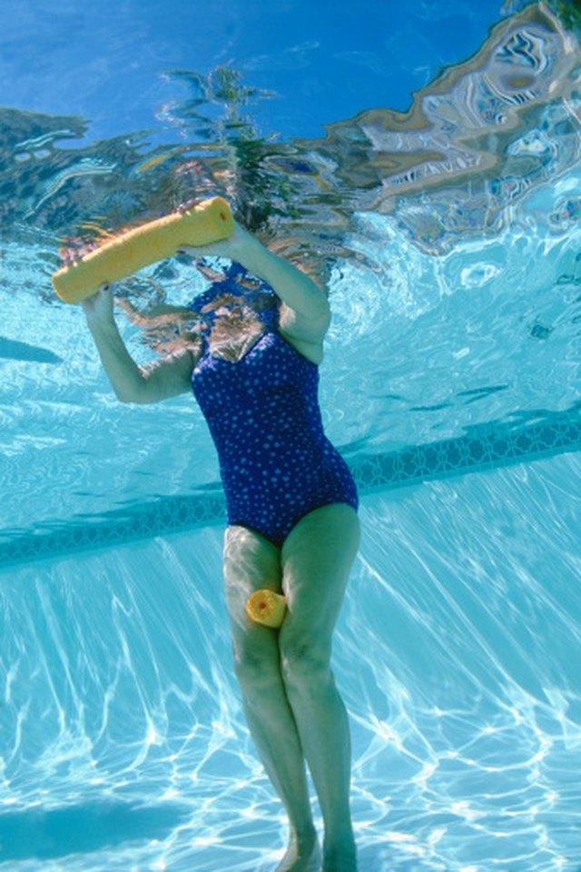 Aquatic Arm Exercises