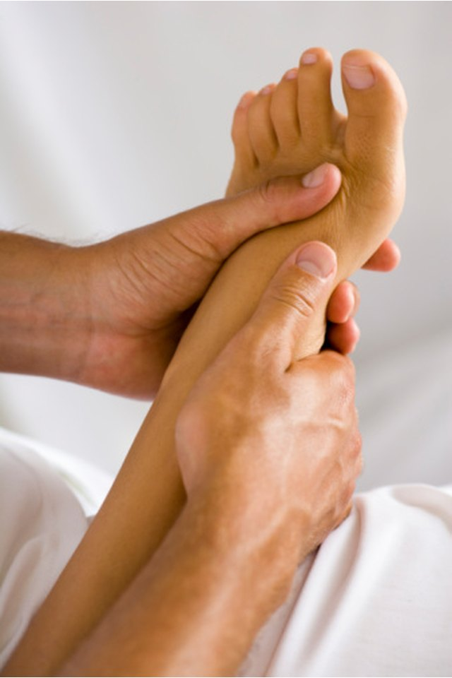 How to Get Rid of a Tingly Feeling in the Feet