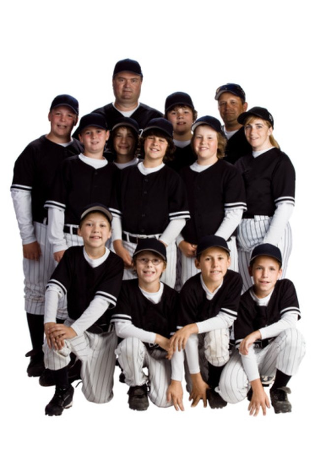 Ideas for Speeches at a Baseball Banquet for Kids