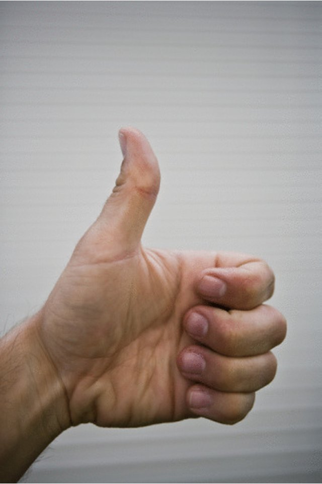 Exercises for Pain in the Hand, Thumb Joint & Trapezium