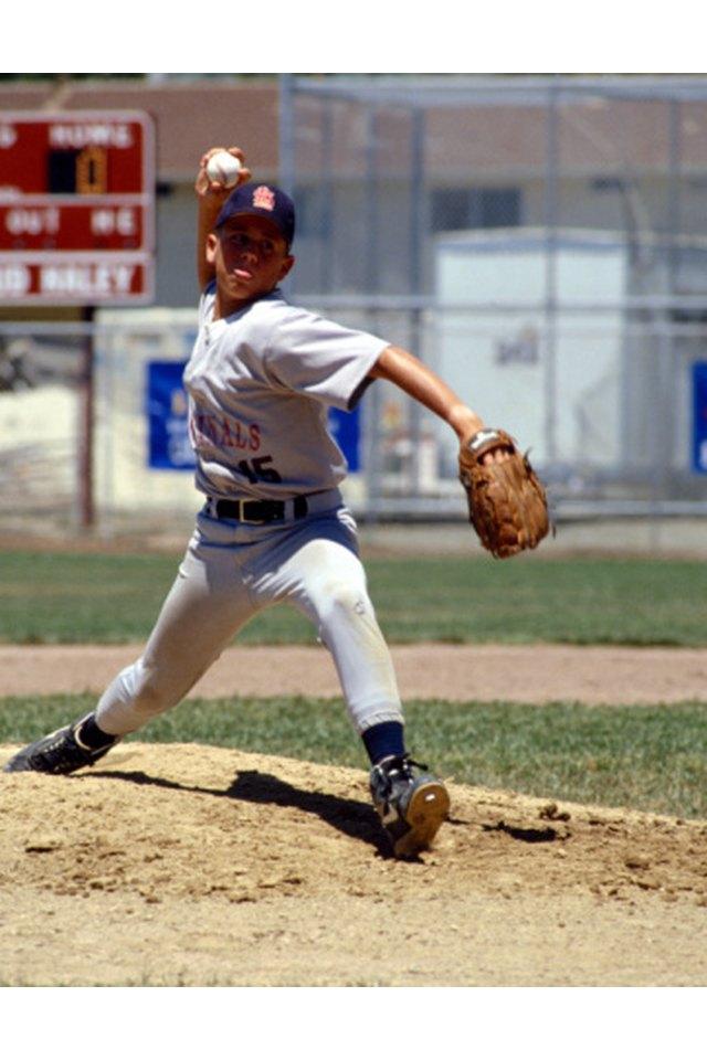 How to Fix Short Arming a Baseball