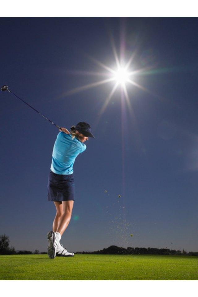 Dynalite Golf Vs. Dynamic Gold Shaft Differences