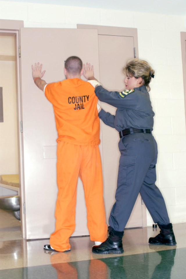Running Exercises for the Correctional Officer Academy