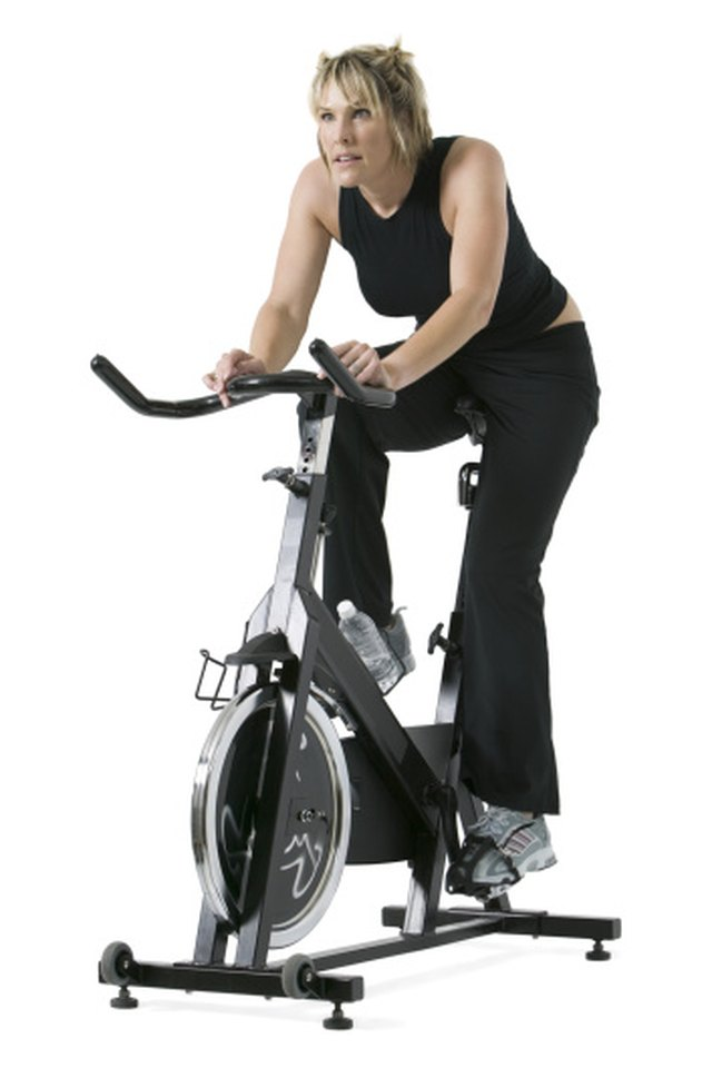 Does Doing the Bike at the Gym Help?