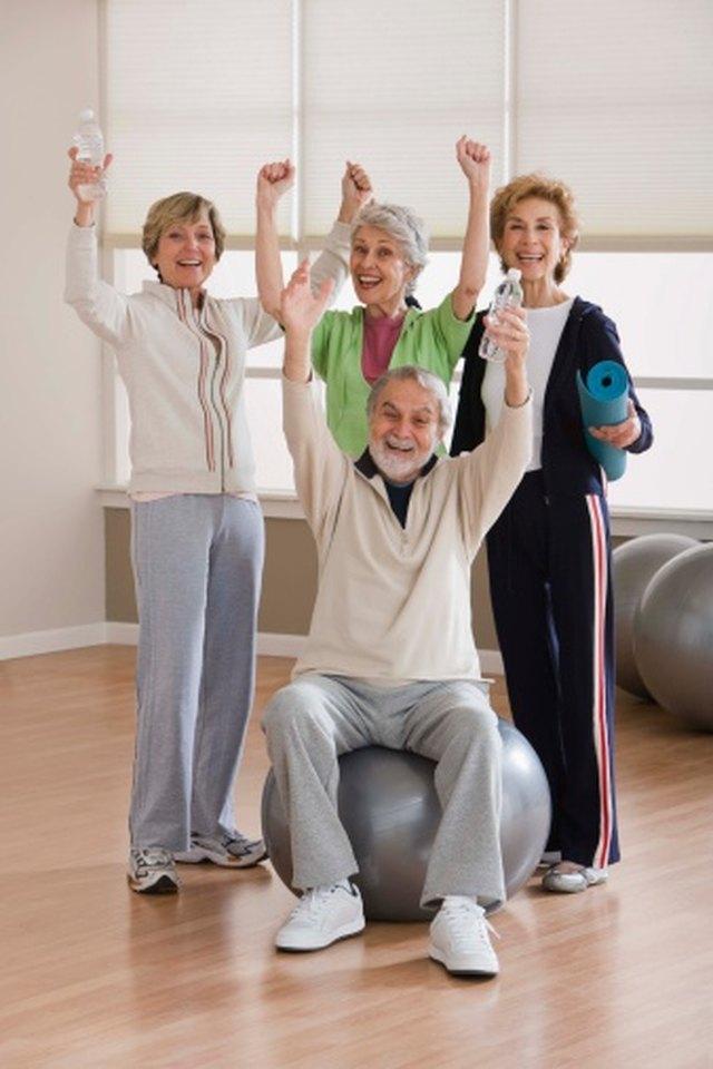 Fitness Games for Seniors