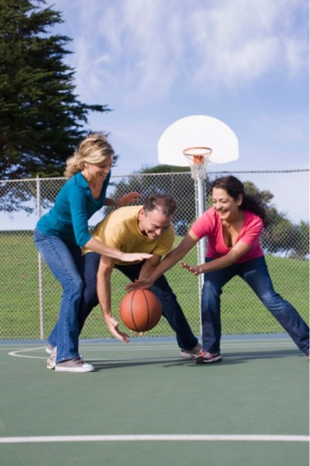What Is the Size of a Half-Court Basketball Court?