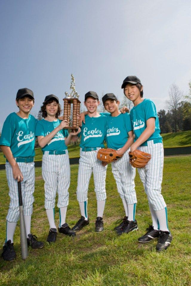 Tips on Coaching 9 & 10 Year Old Baseball