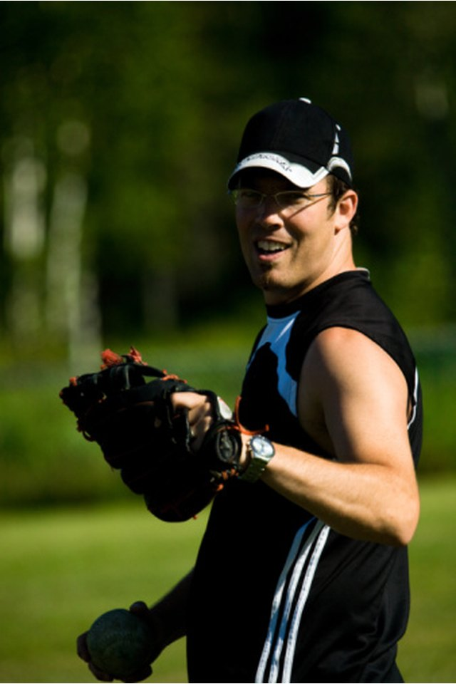 How to Throw a Knuckleball in Slow-Pitch Softball