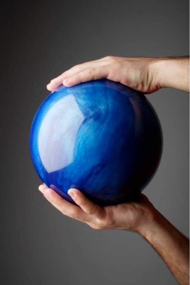 How to Repair a Cracked Bowling Ball