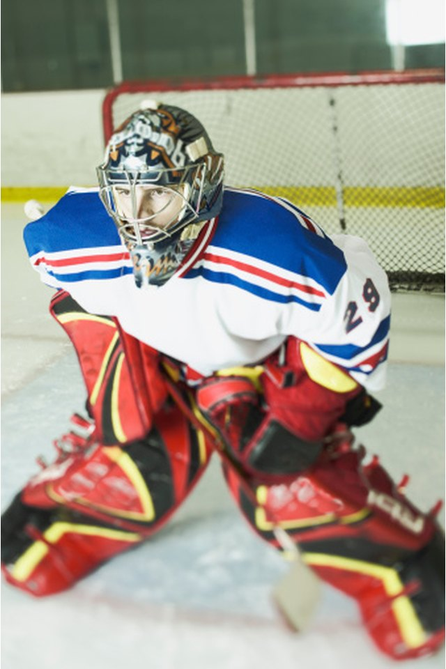 Ice Hockey: Can You Pick Up Goalie's Stick or Is it a Penalty?
