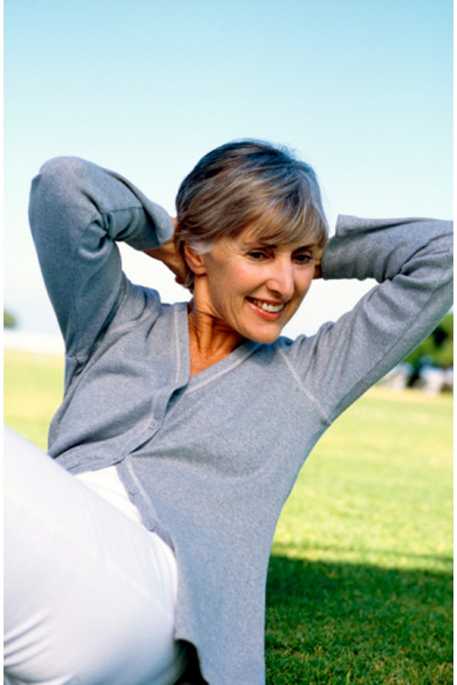 Abdominal Exercises for Older Adults