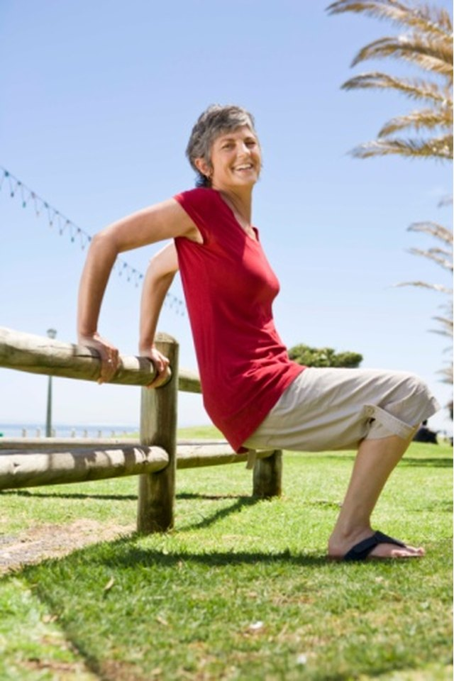 The Stretches for Lateral Collateral Ligaments