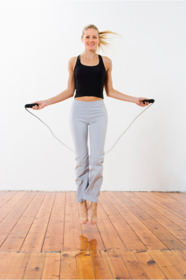 How to Jump Rope to Get Rid of Cellulite