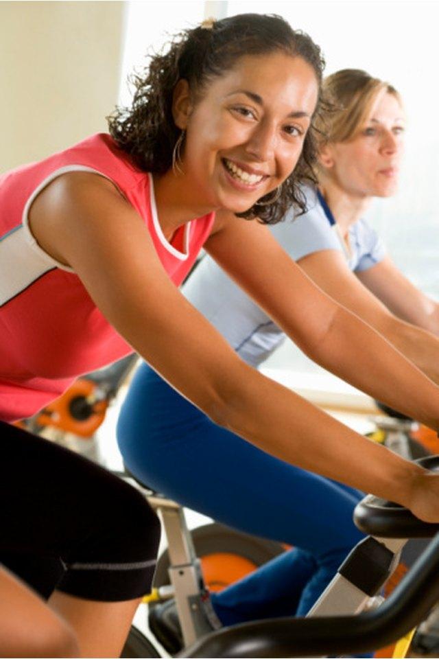 DP Airgometer Bike Exercises