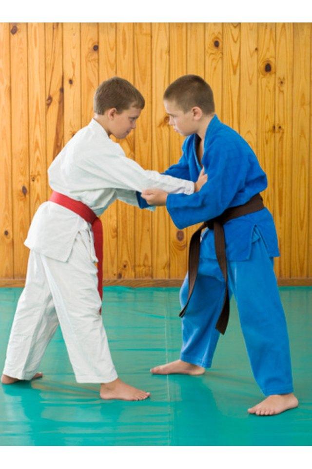 Jiu Jitsu Vs. Kung Fu