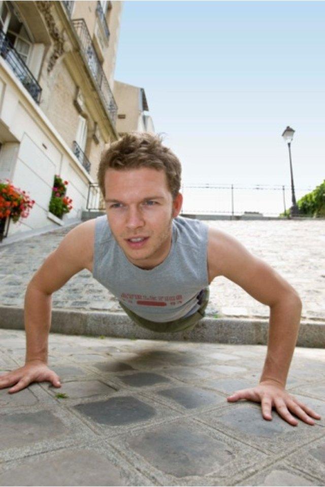 Core Strength Exercises for Men